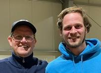 Jasper Schlüpen und Jens Birkmeyer